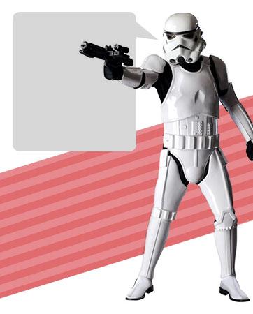 Stormtrooper Bio