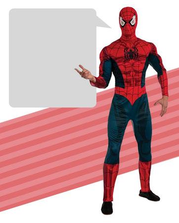 Spiderman bios