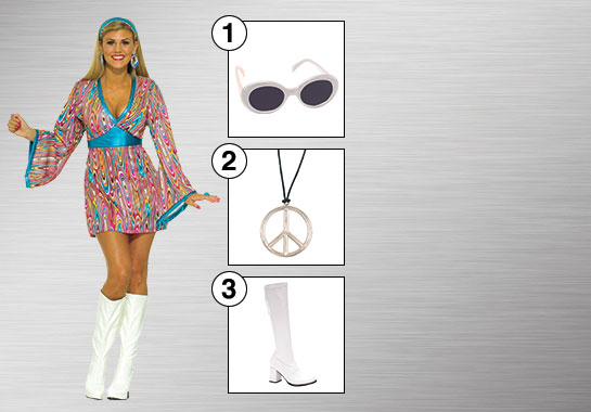 70s Woman Enhance Your Style