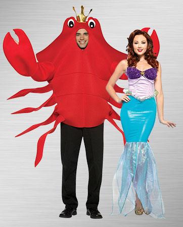 Crab & Ariel