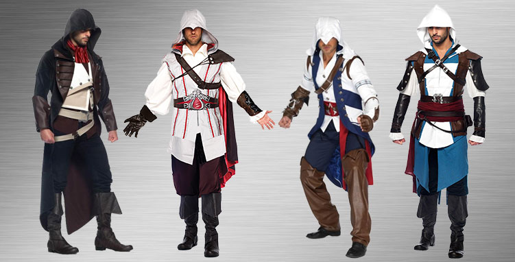 Assassins Creed Costumes Buycostumescom  sc 1 st  Meningrey : group pirate costumes  - Germanpascual.Com