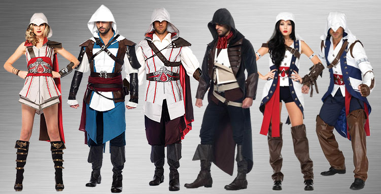 Assassin's Creed Costume Ideas