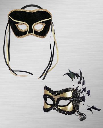 Black & Gold Carnival