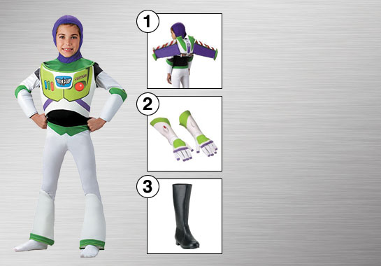 Buzz Lightyear Enhance Your Style