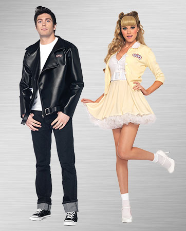 Danny & Good Sandy Costume