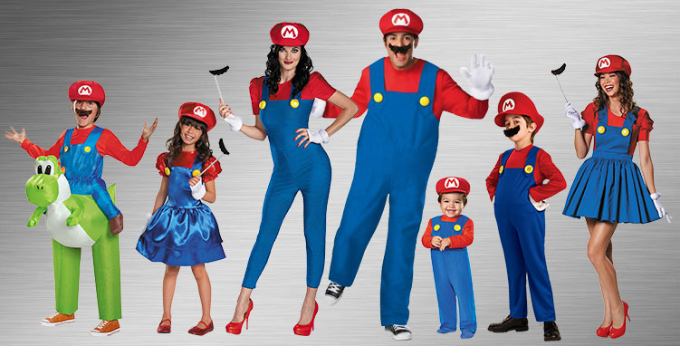 mario family group costumes - Koopa Troopa Halloween Costume