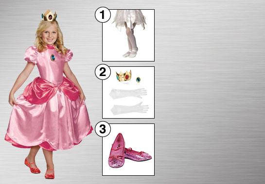 Princess Peach Enhance Your Style