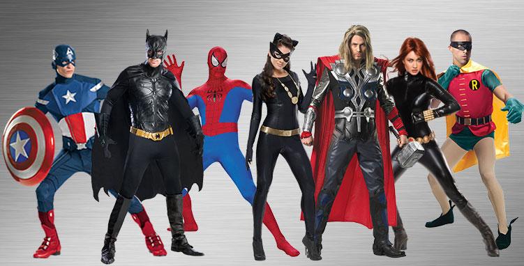 Ultimate Super Heroes Group
