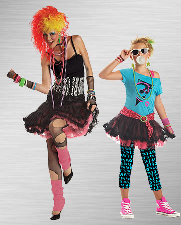 Valley Girl & Party Girl Costume