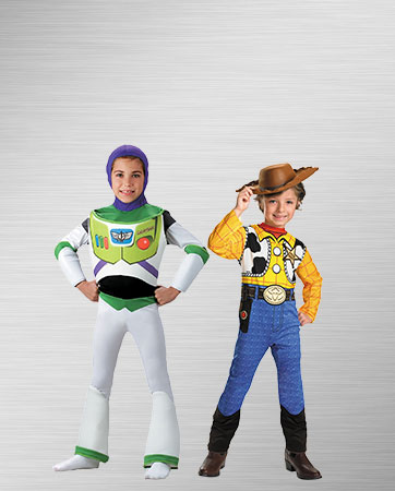 Buzz & Woody Costumes