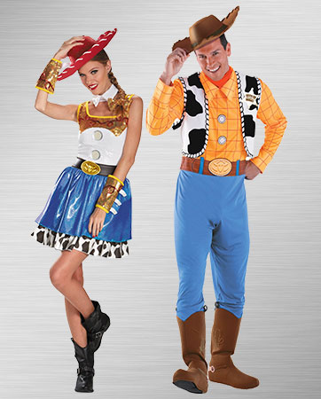 Jessie & Woody Costumes