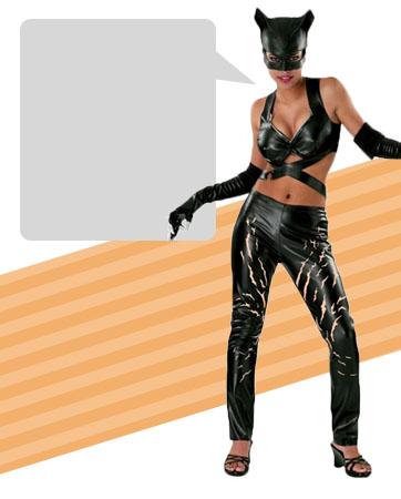 Adult Catwoman Bio