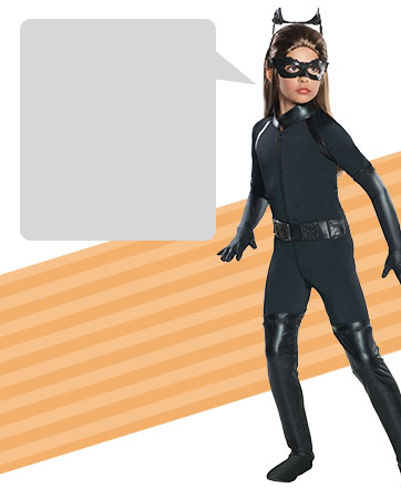 Child Catwoman Bio