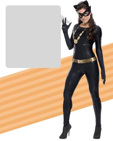 Classic Catwoman Bio