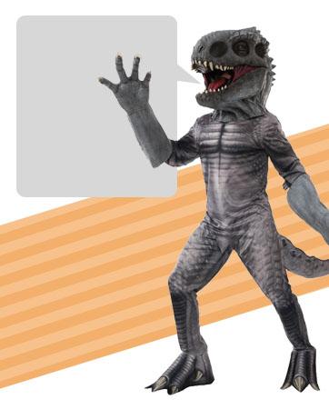 Indominus Rex Bio