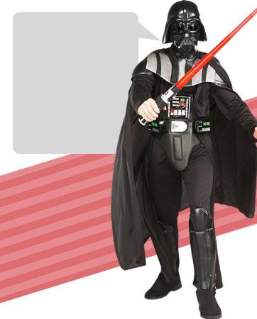 Mens Darth Vader Bio