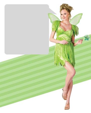 Neverland Fairy Bio