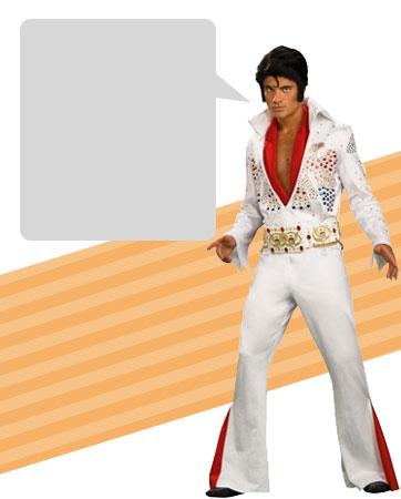 Adult Elvis bios
