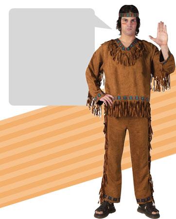 Native American Bio