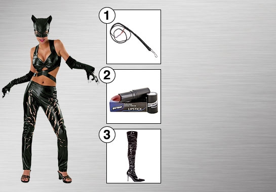 Catwoman Enhance Your Style