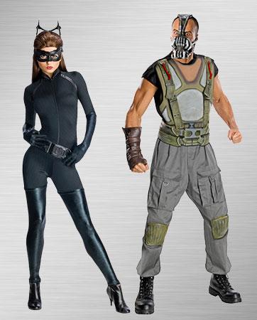Dark Knight Catwoman & Bane