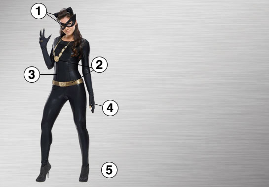 Catwoman Ultimate Costume