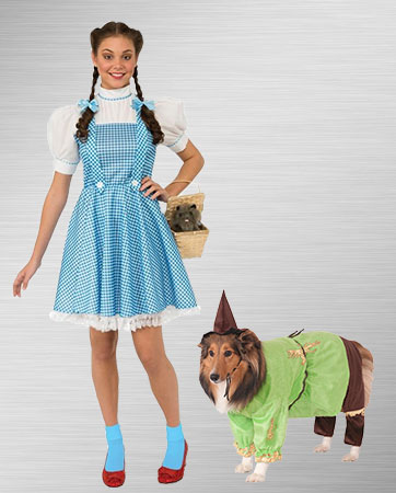 dorothy scarecrow dog - Cute Halloween Accessories