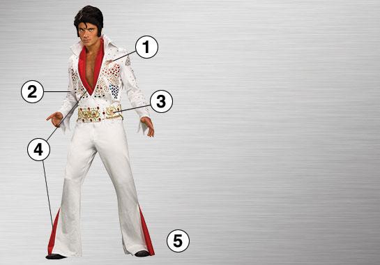 Elvis Ultimate Costume