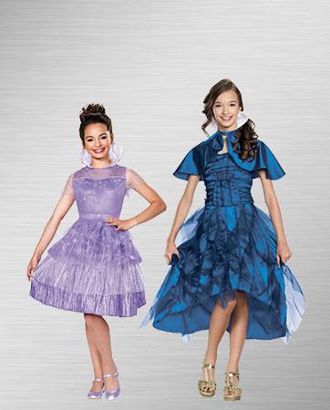 Mal & Evie Costume
