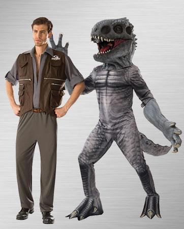 Owen & Indominus Rex