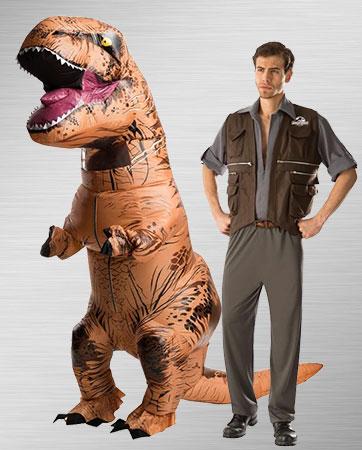 Owen & T-Rex