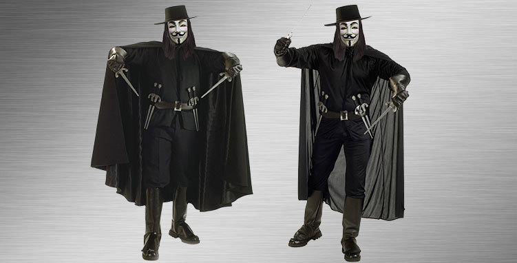 v for vendetta costumes buycostumescom