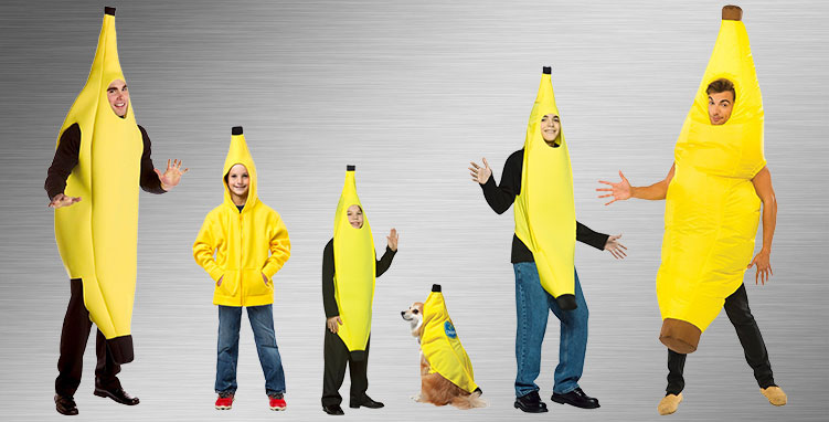 Banana Costume Ideas
