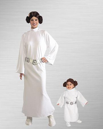 Princess Leia Mom & Daughter