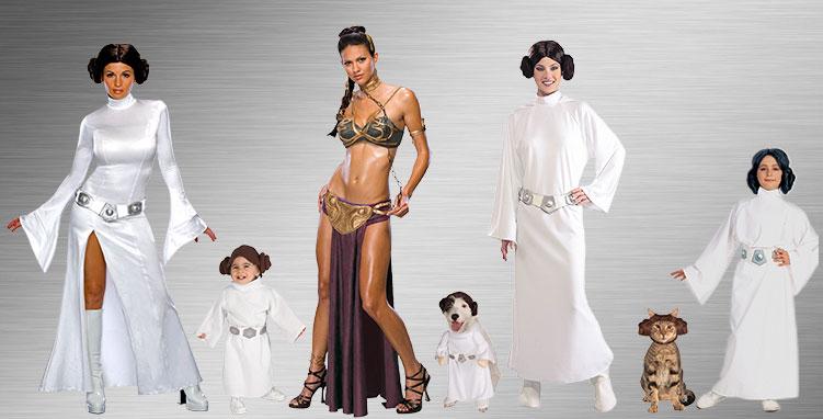 Princess Leia Costume Ideas