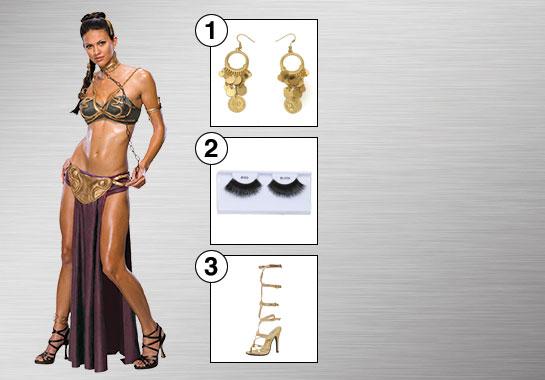 Princess Leia Slave Enhance Your Style
