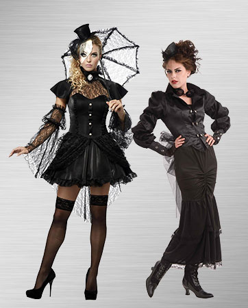 Victorian Lady & Victorian Doll