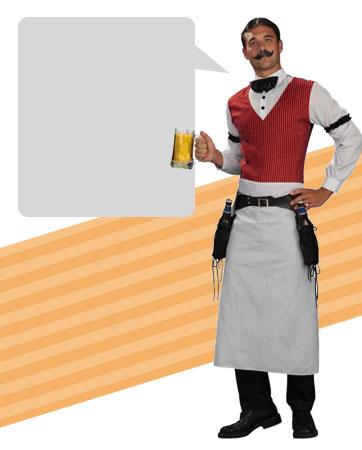 Bartender bios