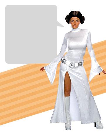 Princess Leia bios