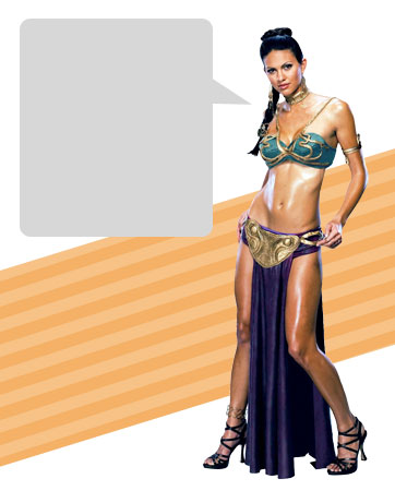 Princess Leia Slave Bio