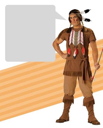 Native American Warrior Bio