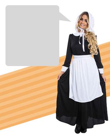 Pilgrim Woman Bio