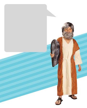 Moses  Bio