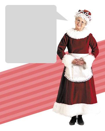 Mrs. Claus Bio