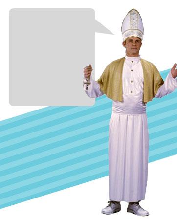 Pope Bio