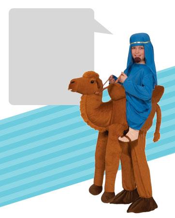 Riding Camel Bio