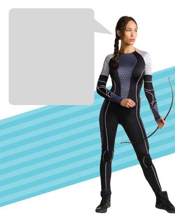 Catching Fire Katniss Bio