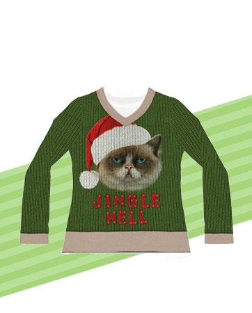 Jingle Bell Cat