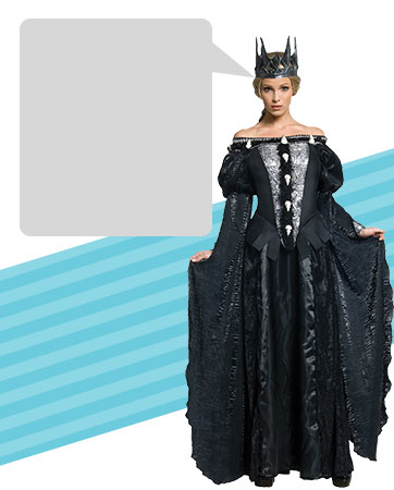 Queen Ravenna Bio