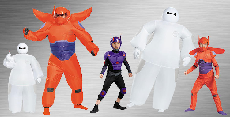 Big Hero 6 Costume Ideas